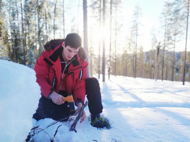 Wild About Lapland - Wilderness Survival