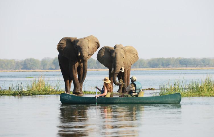 Zambia Ellie and Canoe.jpg