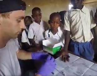 Medical student elective Musoma Tanzania