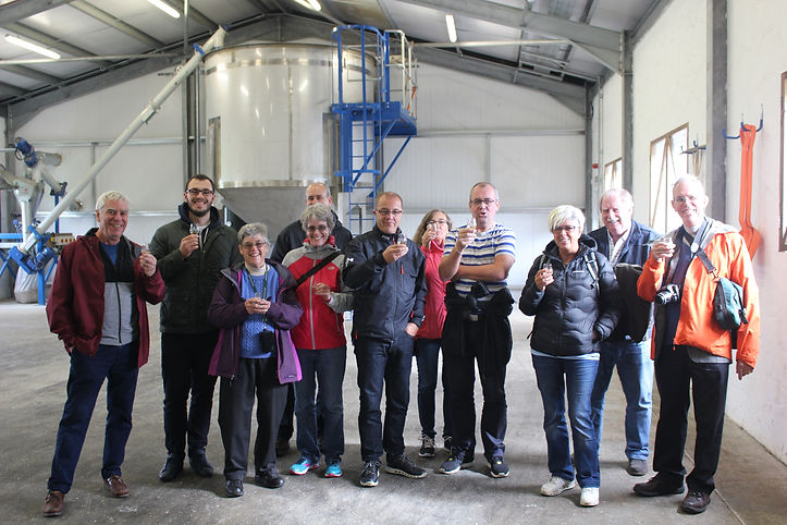 Day 3 Kilchoman Group shot.JPG