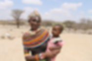 Rendille people of Northeast Kenya,