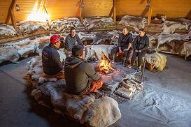 Wild About Lapland  - Canoe _ Reindeer (