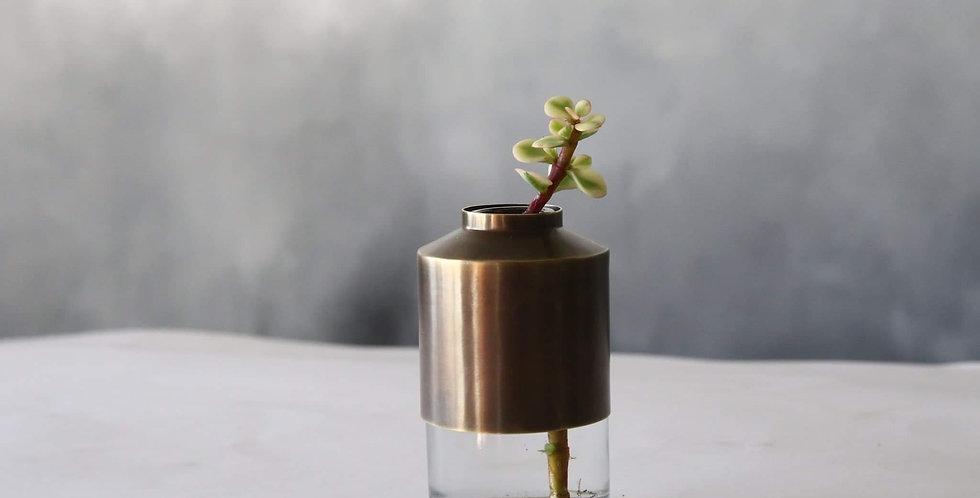 Brass Plant Holder #14B