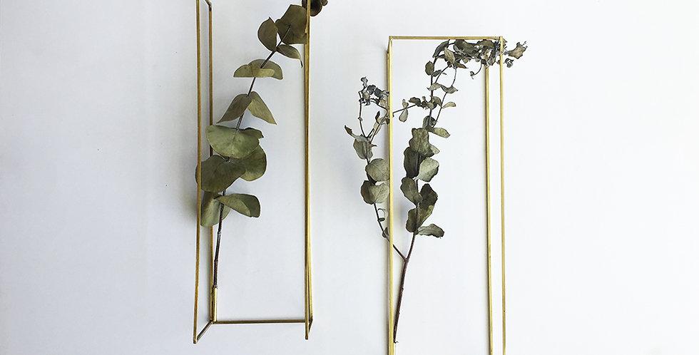 Brass Plant Holder #03