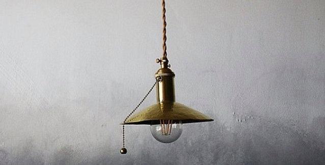 Brass Light Shade #01B