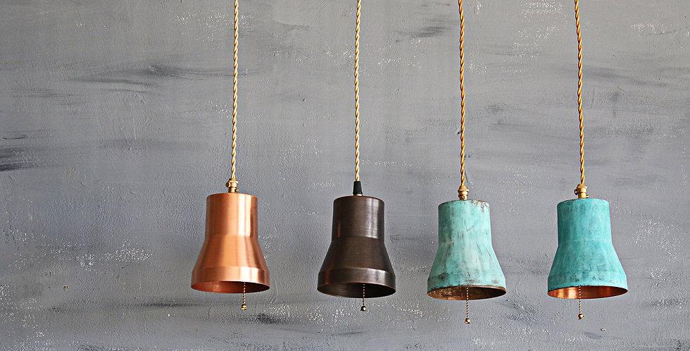 Copper Light Shade #02