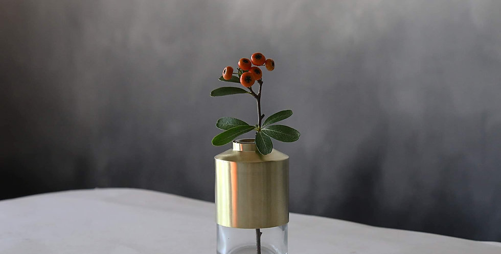 Brass Plant Holder #14S