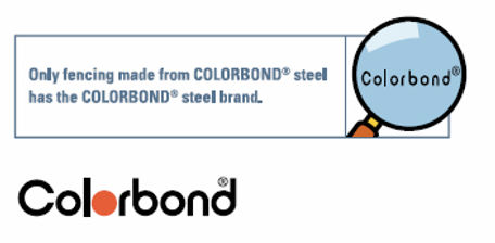 Colorbond Fences