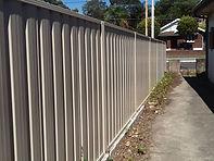 Colorbond Fencing Sydney