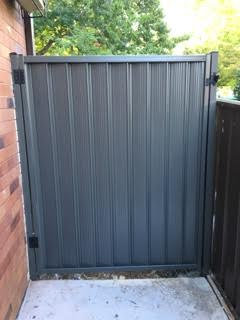 Colorbond Single Gate 1.8m (H)