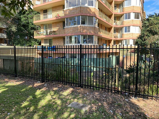 Security Fencing & Security Gates