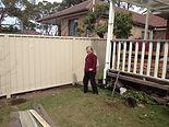 Colorbond Fencing Colyton