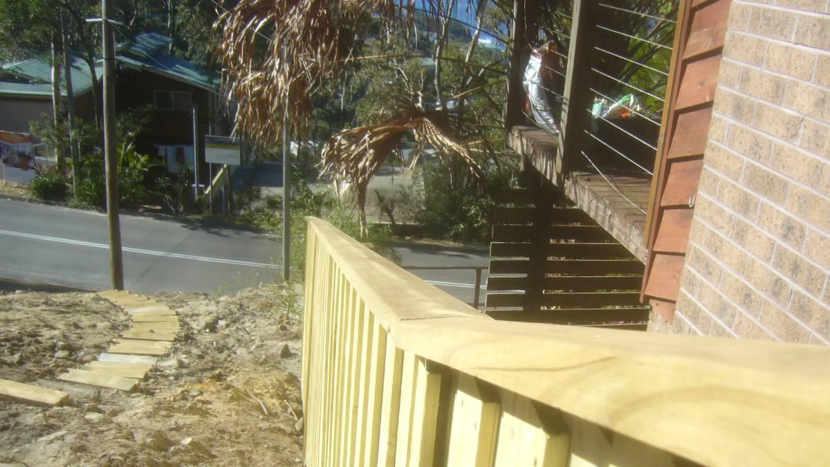 Timber Fencing Sydney