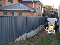 Colorbond Fence Sydney