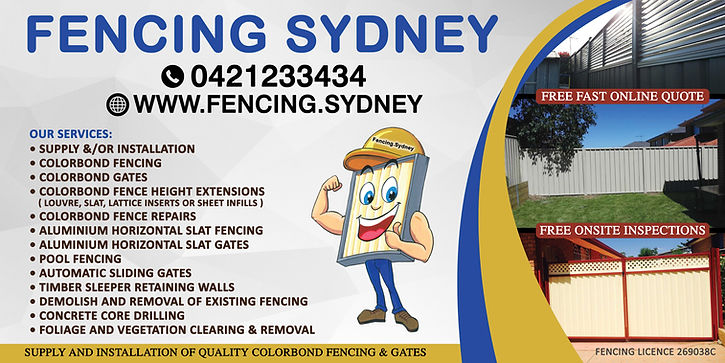 Our Fenicng Services