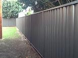 Colorbond Fencing Liverpool