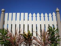 Timber Picket Fencing