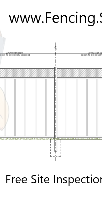 architectural drawing of a colorbond fence with lattice top 2021.png