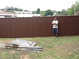 Colorbond Fencing Blacktown