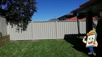 Colorbond Fencing Sydney www.fencing.syd