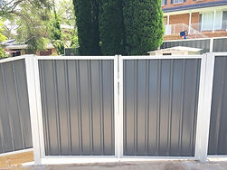 Colorbond Fence Old Style Profiel