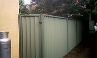 Colorbond Fencing Windsor