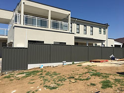Colorbond Fence Built in Sydney