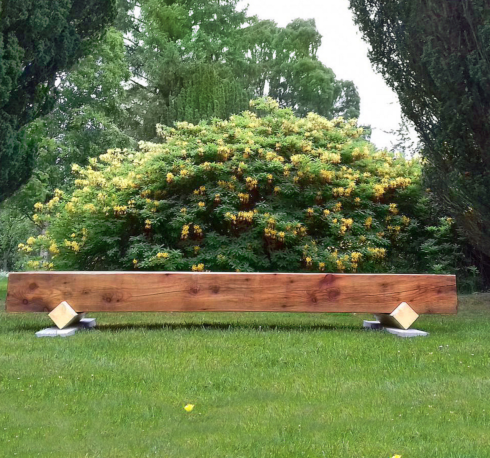 Brodie Bench Design - Released at Brodie Castle