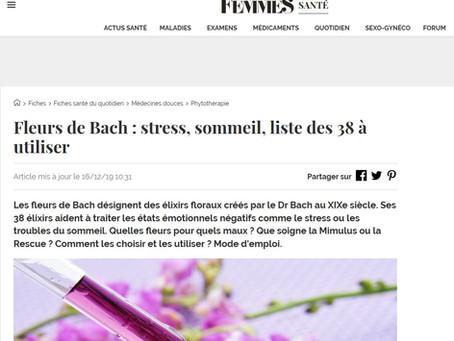 LES FLEURS DE BACH VOUS DEVOILENT LEURS SECRETS...