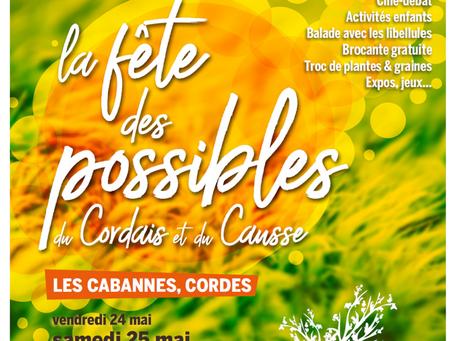 Fête des possibles 2019 : Stand pratiques douces pour prendre soin de soi : Elixirs floraux et réfle