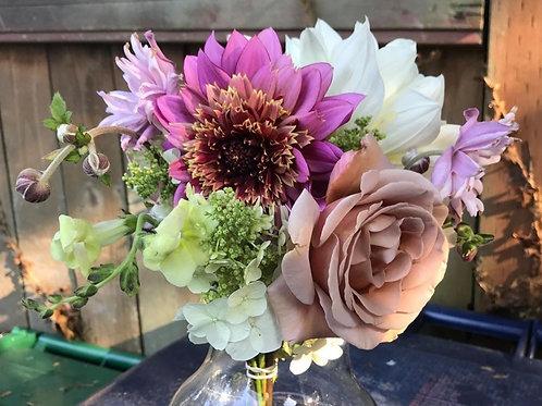 Floral Arrangement in Vase