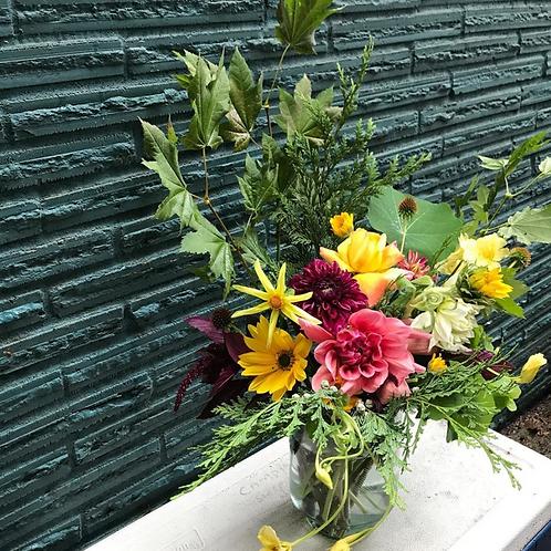 Subscription: Floral Arrangement in Vase