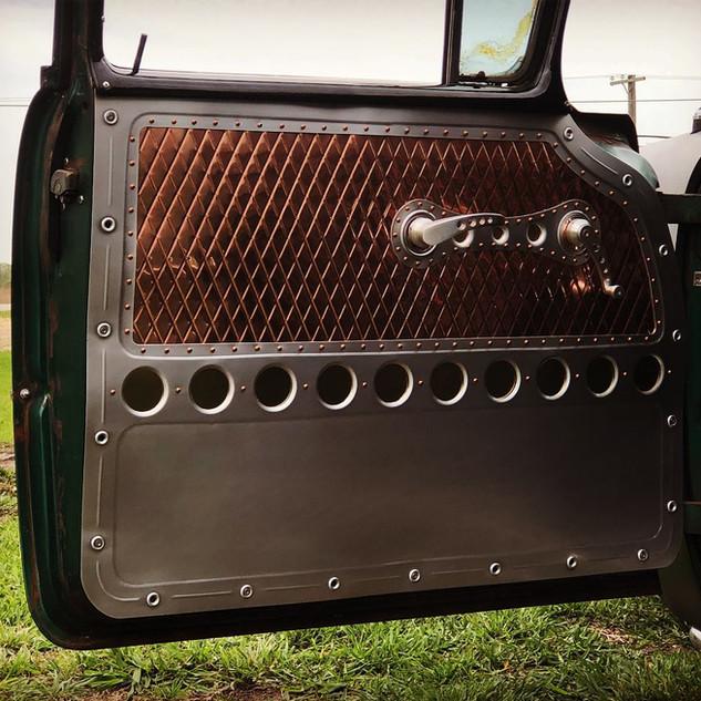 1954 Buick Special Door Panel