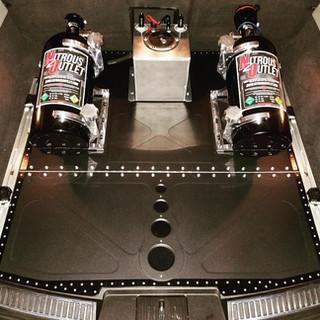 Trunk Floor