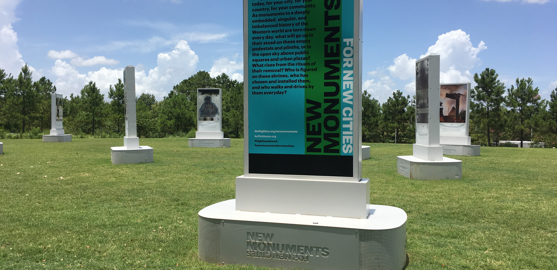 New Monument for New Cities