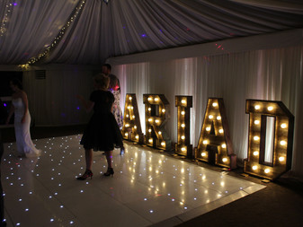 Our Rustic Letters