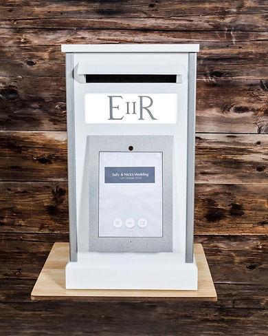 Selfie Post Box Booth