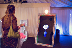 starlit events magic mirror
