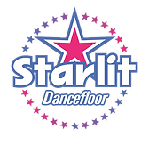 starlit events dance floor logo