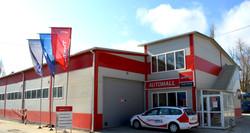 Автосервиc AutoMall, Кишинев, ул. Узинелор, 90_Генеральный подряд и проектирование здания 2