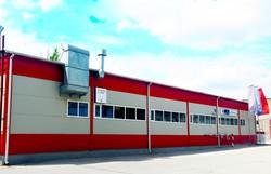 Строительство автосервиса в Кишиневе Раду