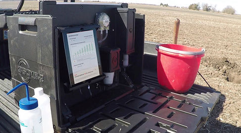 360 Yield Center SoilScan
