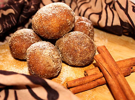 The Cinnamon & Sugar Puff