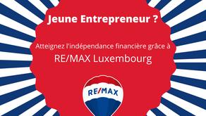 Les secrets de la réussite d'une jeune entrepreneure devenue Directrice d'Agence RE/MAX
