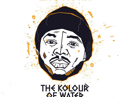 """NEW MUSIC: Superhero Zito Mowa drops """"The Kolour Of Water"""" as his first Album under Stay True Sounds"""