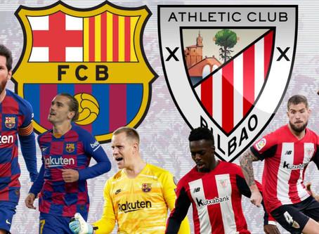 La Liga free live Stream: Barcelona vs Athletic Club