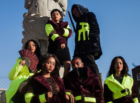 Art of the Day: All Eyz x Street Culture Code Lookbook Inspired by Naruto