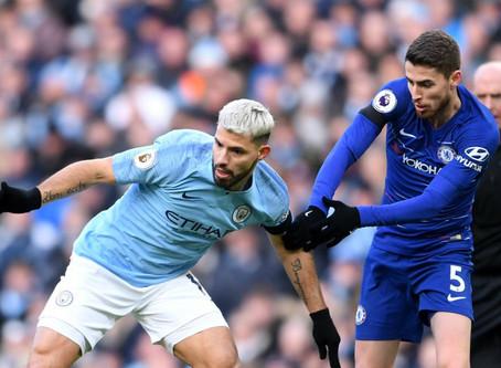 The most important Premier League game this season: Chelsea vs Man City.