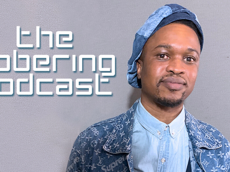 The Sobering Podcast with Scoop Makhathini.