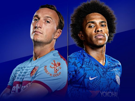 Premier League Free Live Stream: Chelsea vs West Ham